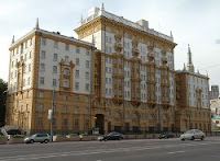 Trip To American Embassy in Moscow, Russia!