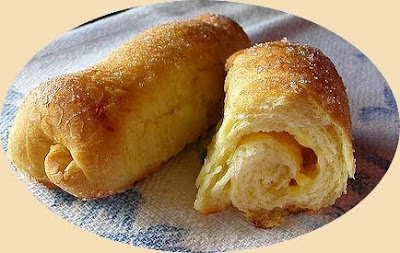 Recipe From Russia: Simple Cheese Rolls!