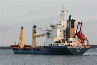 Russia's Arctic Sea Freighter Could Have been a Fake Manuver!