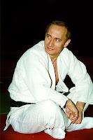 Putin Teaches Judo