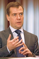 Statement by President of Russia: Dmitry Medvedev regarding the situation in Iran!