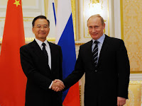 Russia Looks Toward China and not the USA for the Future!