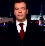 PRESIDENT OF RUSSIA DMITRY MEDVEDEV: New Years Speech 2010!