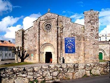 Santa María de Baiona