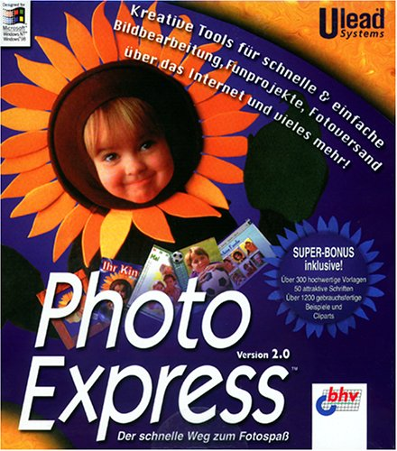 ulead photo express 6.0  crack