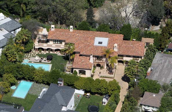 Miley cyrus house pictures of her house