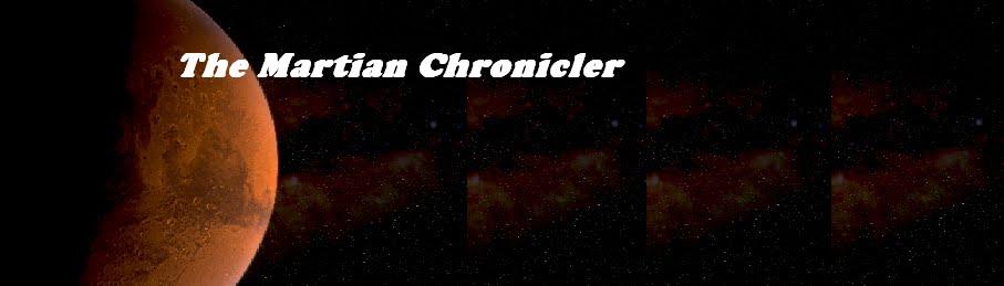 The Martian Chronicler