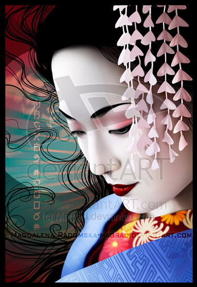 cultural explorations japanese notion of beauty geisha art