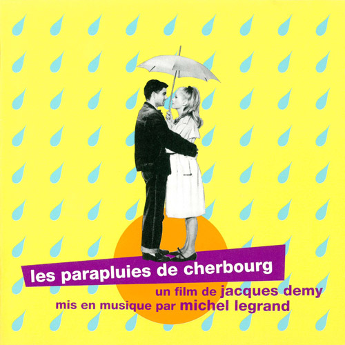 Kad se sretnu film i moda: Les parapluies de Cherbourg (1964)