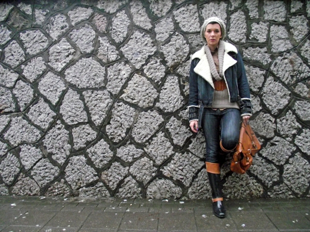 Outfit post: Kišni četvrtak…