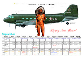 Aerotika naptár-2008