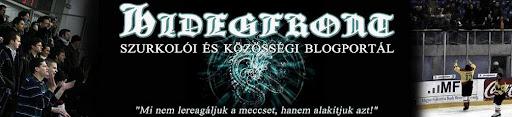 Hidegfront - Szurkolói és Közösségi Blogportál