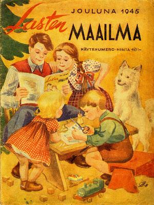 Lasten maailma, näytenumero 1945
