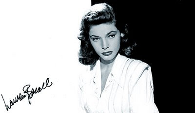 Image: Betty Joan Perske l. Lauren Bacall