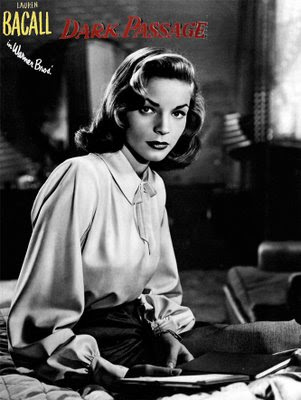 Image: Lauren Bacall in Dark Passage