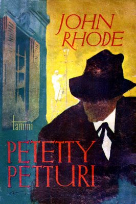 John Rhode: Petetty petturi