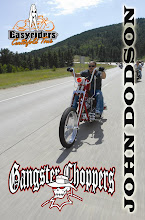 2009 Easyriders Postcard