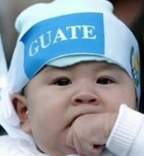 """""""Soy Chapin 100%"""" Estoy con la Seleccion. Arriba Guate!!!"""