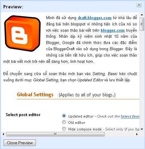 Minh Hai Blog