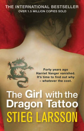 The Girl with the Dragon Tattoo- Stieg Larsson