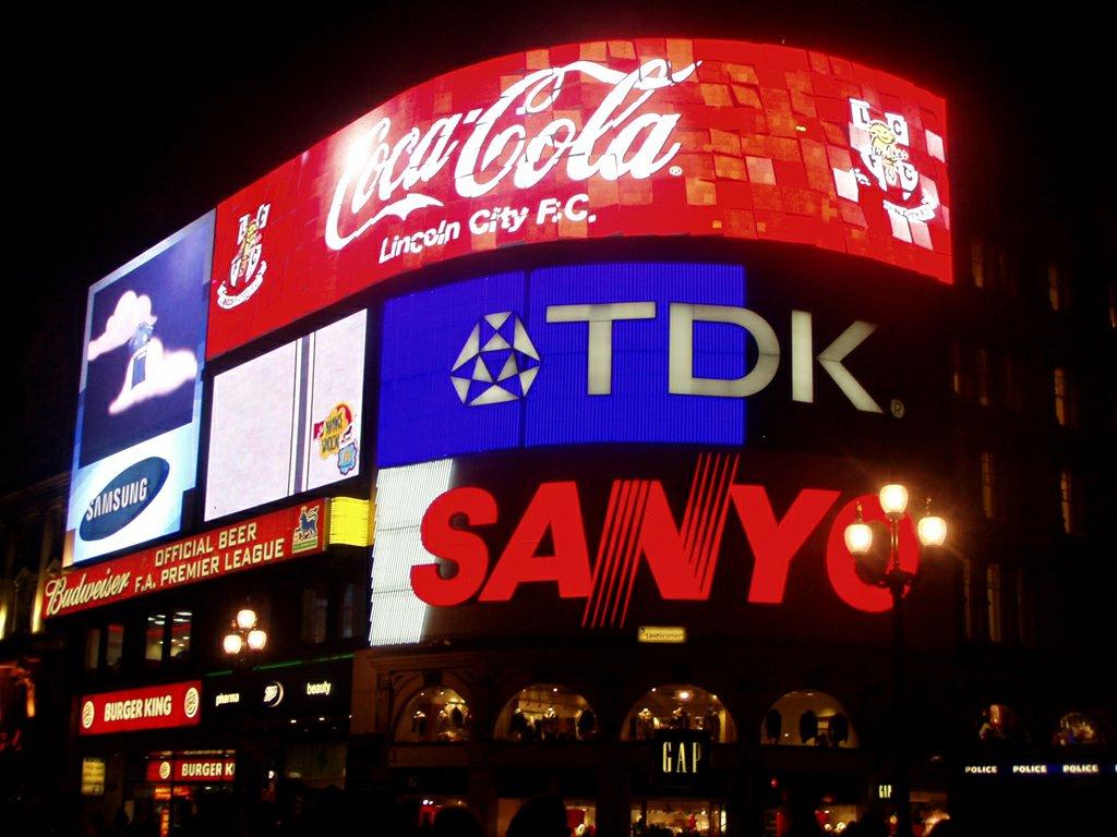 MEDIA AS: Types of advertising