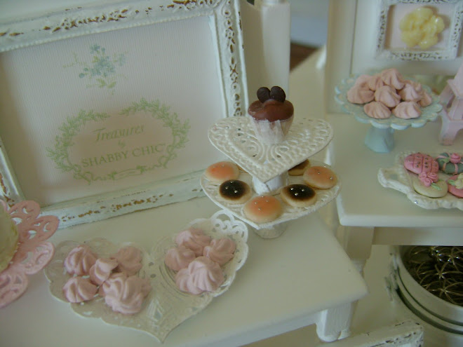 My Shabby Valentine's Display