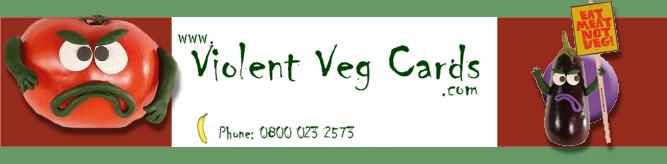 Violent Veg Cards