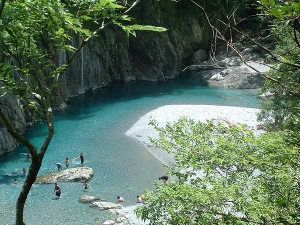 World Travel Informations Taiwan S Taroko Gorge