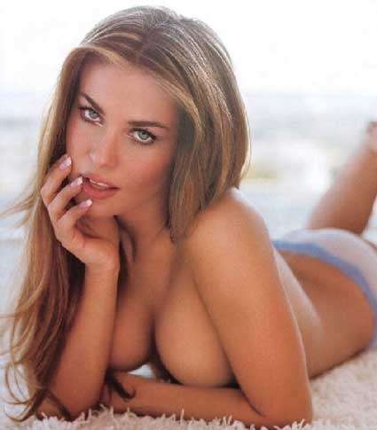 free sexy nude  pictures of carmen electra