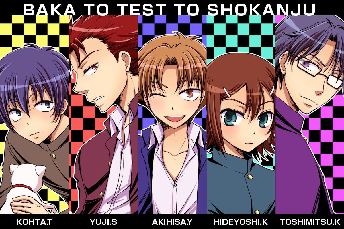 http://3.bp.blogspot.com/_TM0Qm0a6wgE/S636TjdRzAI/AAAAAAAACn4/8iJ_Rmj1L0E/s1600/Konachan.com+-+71763+baka_to_test_to_shoukanjuu+kinoshita_hideyoshi+kubo_toshimitsu+sakamoto_yuuji+tsuchiya_kouta+yoshii_akihisa.jpg