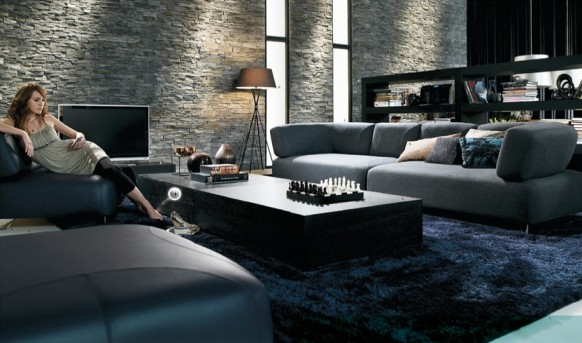 Living Room Suit.  BoConcept offers a wide variety of urban living room furniture to suit your taste The colours black white and brown dominate throughout Take look Decorating Interior Design Luxury Living furnitures