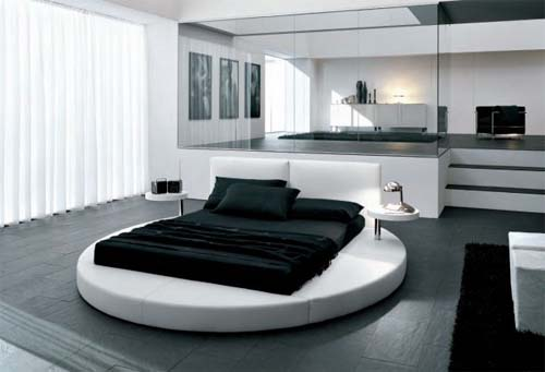 Modern Small Bedroom