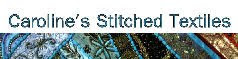 My stitched textile blog