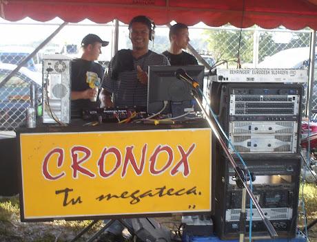 DJ ALEXANDER CARDENAS EN SECION