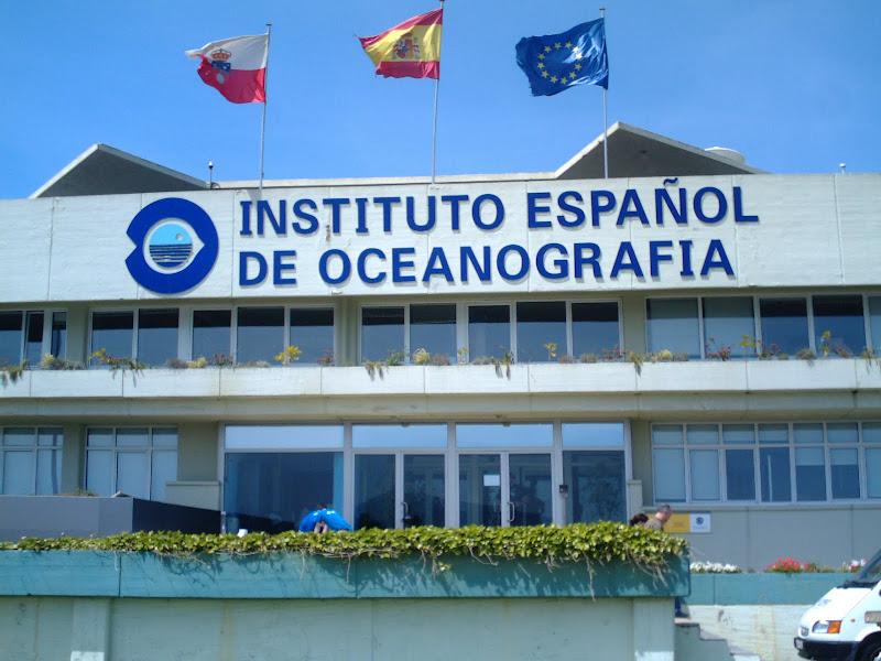 Edificio Instituto Español de Oceonografía en Santander