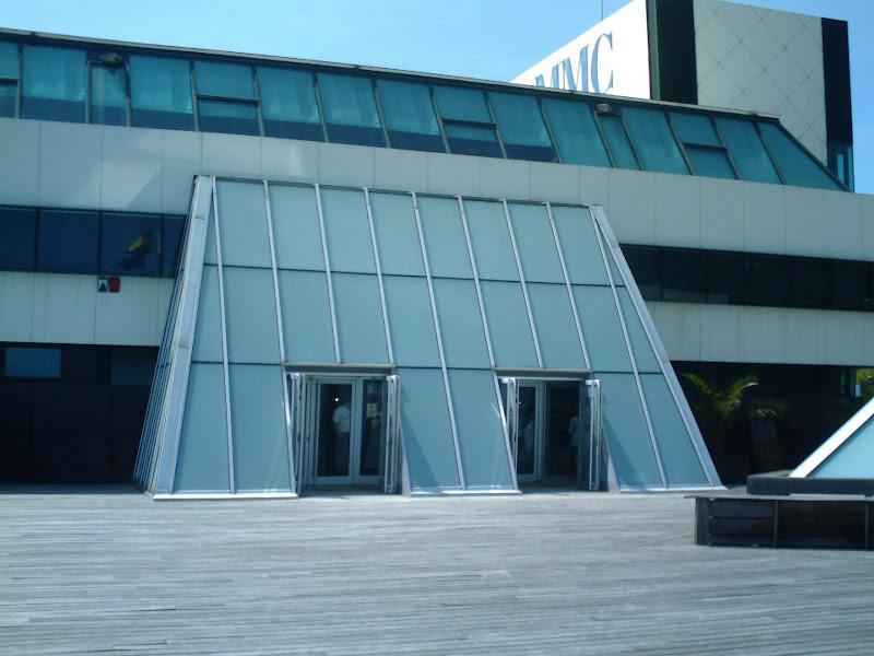 Entrada Museo Marítimo del Cantábrico