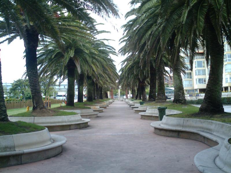 Parque del Doctor Manuel González Mesones en El Sardinero