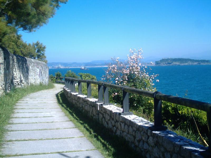 camino de Cabo Menor