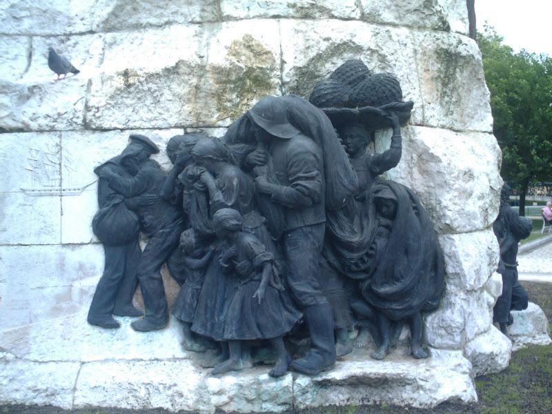 monumento a José María de Pereda en Santander