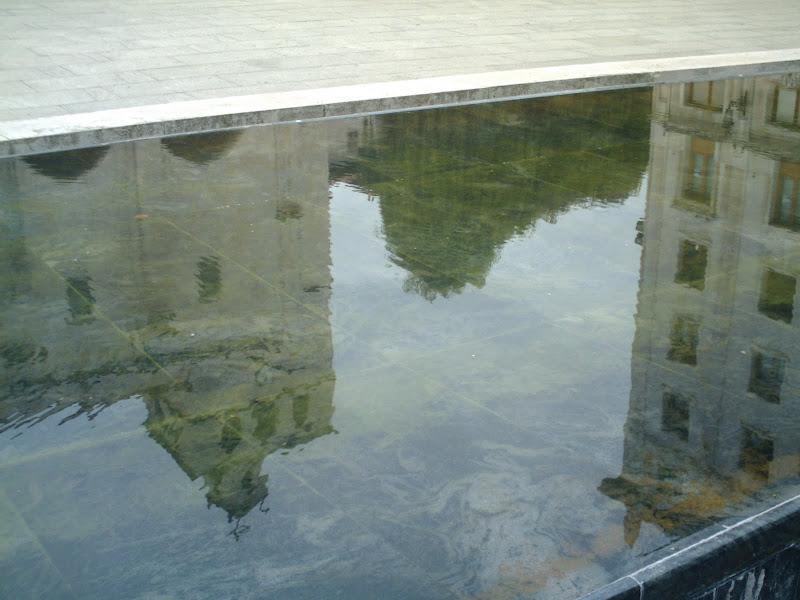 Reflejos Catedral de Santander