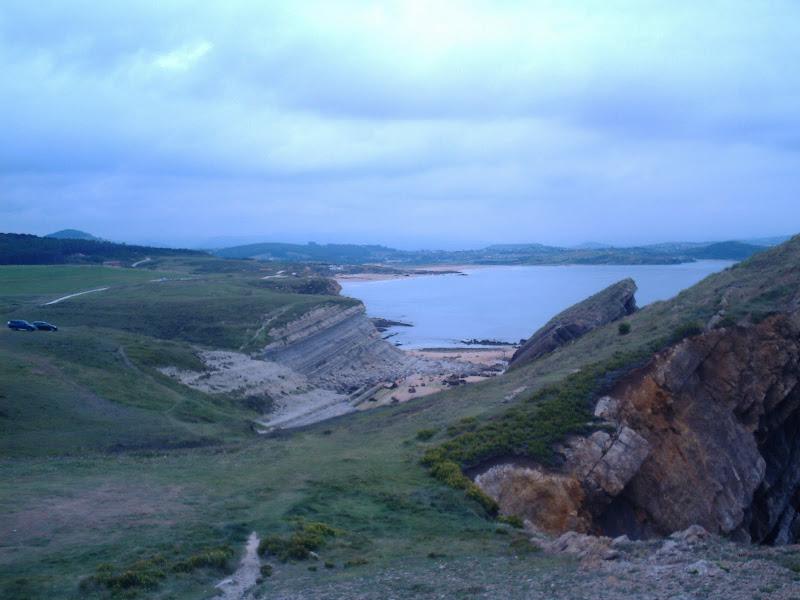 camino Playa de Somocuevas a Playa del Madero