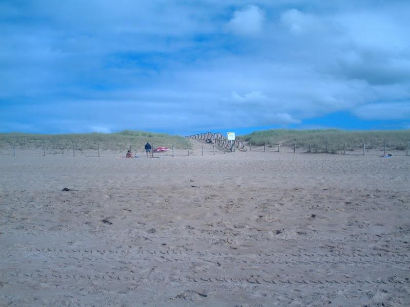 Playa de Valdearenas en Liencres