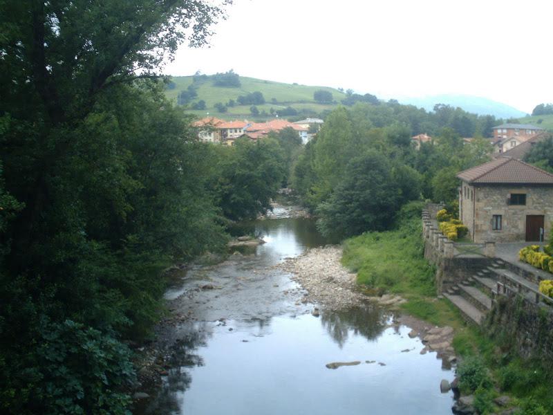 Río Miera en Liérganes