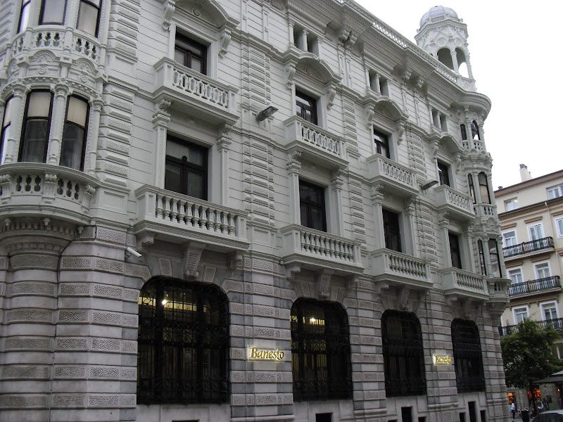Edificio Banco Mercantil (actual Banesto)