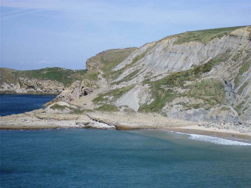 Playa de los Caballos en Cuchía