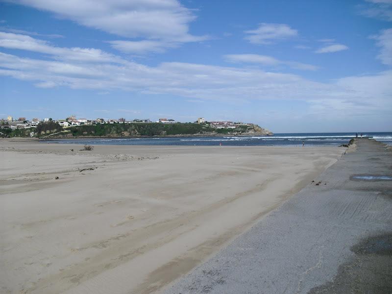 Playa de la Concha en Suances