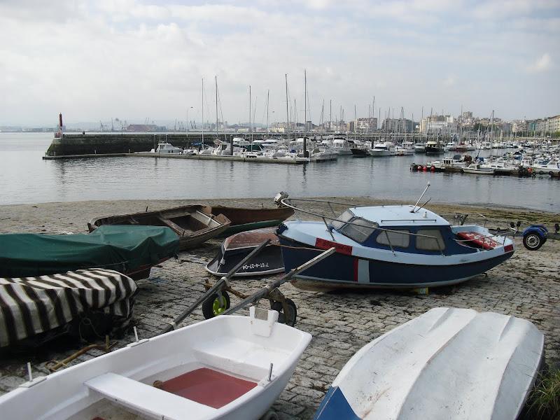 Barcos en Puertochico