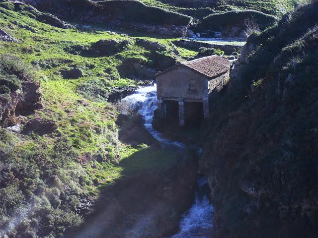 La Canaleja en Oreña