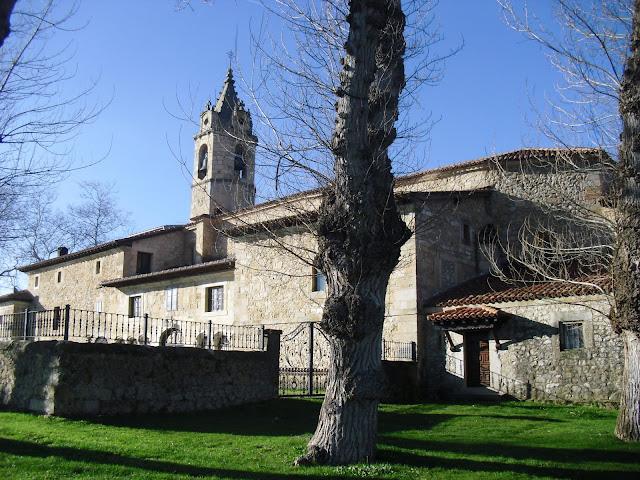 Santuario Nuestra Señora de Latas en Loredo