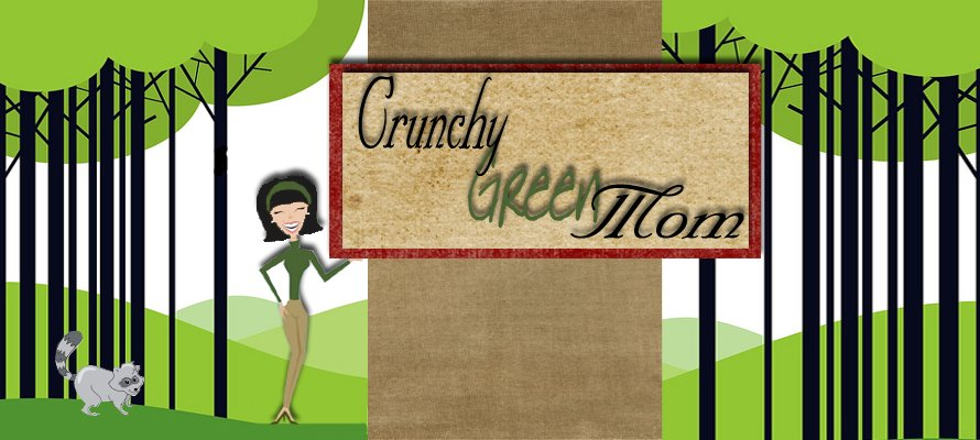 Crunchy Green Lovin&#39; Mom